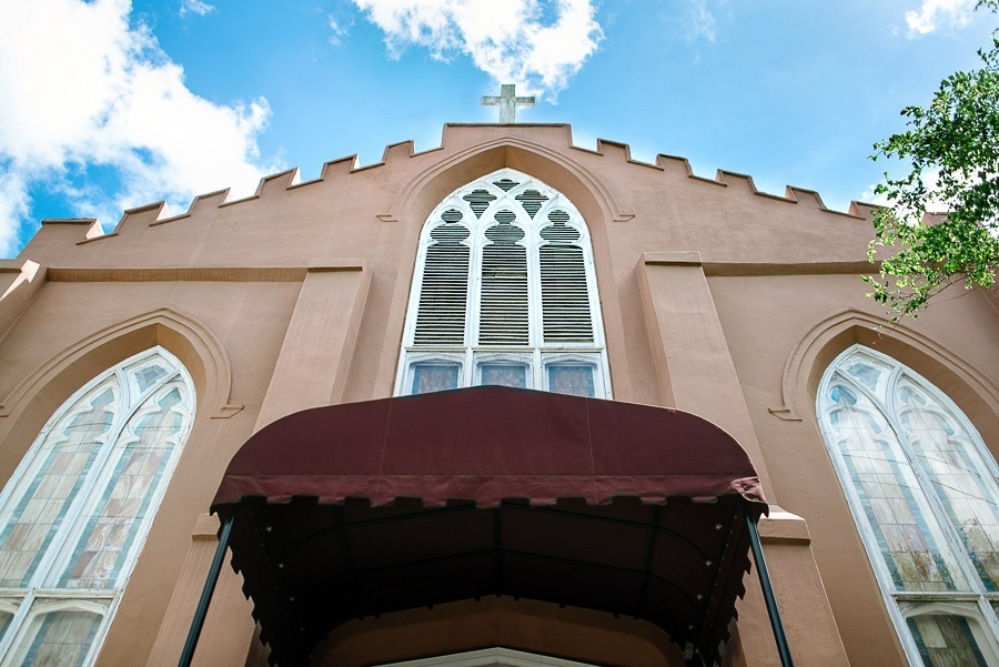 Saint Thomas Preservation Hall