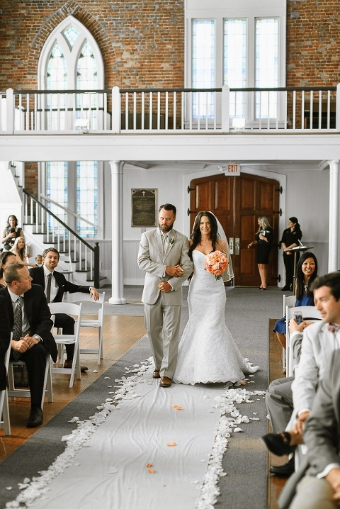 Saint Thomas Preservation Hall Wedding Photography