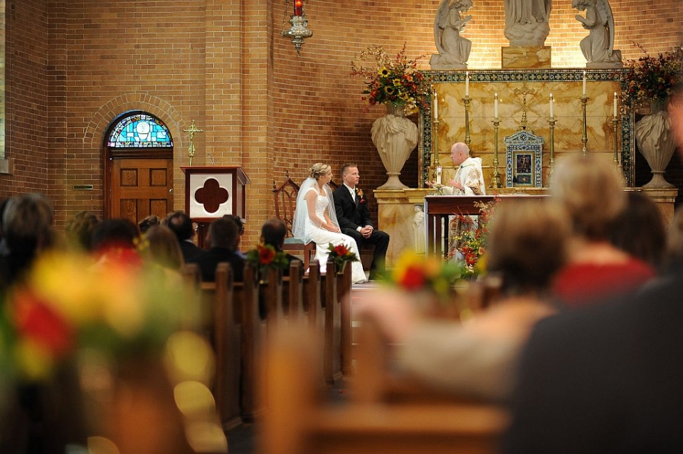 #Wedding Photography at Saint Mary