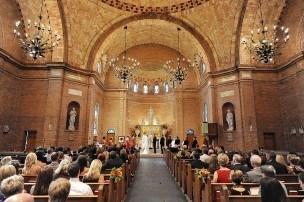 cathedral style catholic church