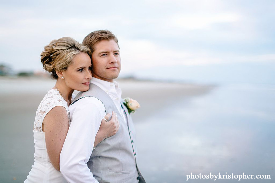 Ocean Isle beach wedding