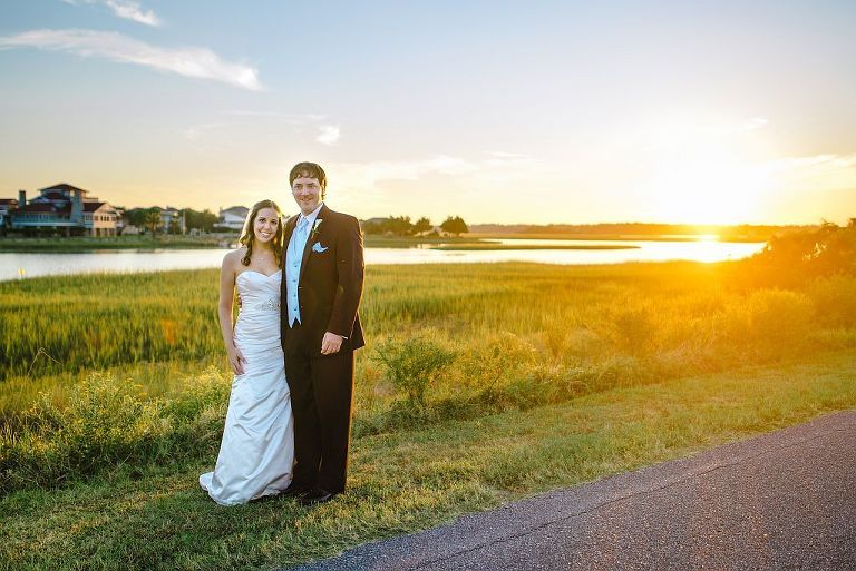 Figure Eight Island Wedding
