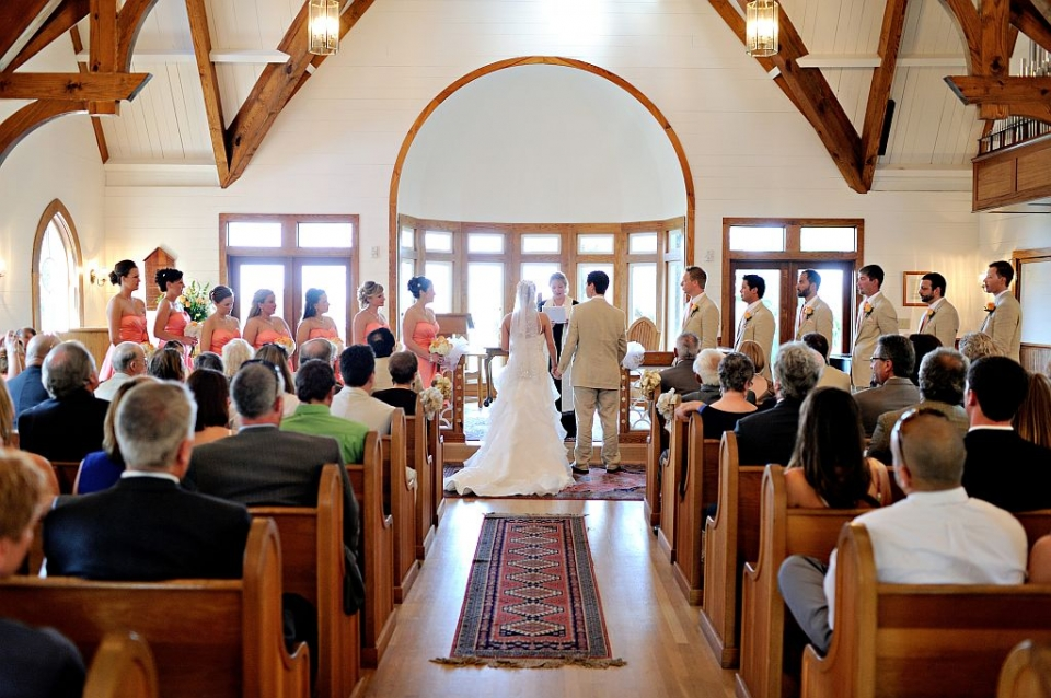 Wedding at BHI Chapel