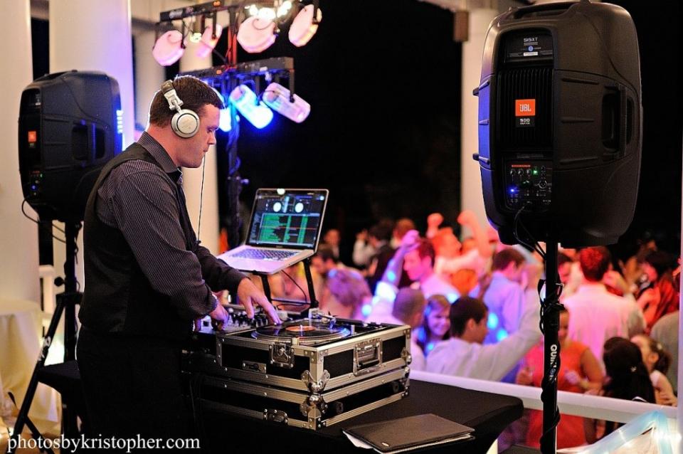 Wedding DJ at the Shoals Club