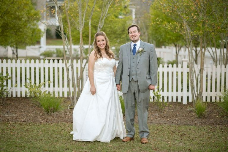 A beautiful couples Fall wedding.