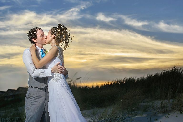 Julie & Nolan's OIB Wedding